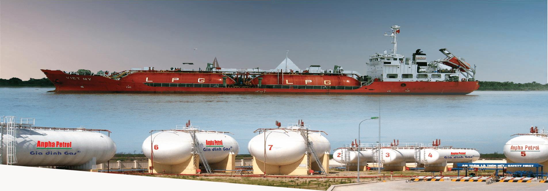 Cung cấp khí gas LPG