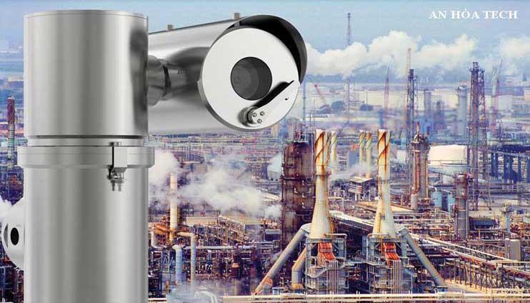 Camera chống cháy nổ sử dụng trong các khu vực nguy hiểm bảo hành 5 năm