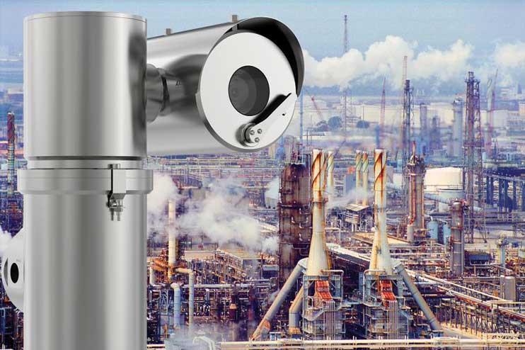 Giải pháp giám sát thông minh lĩnh vực kho bồn dầu khí, bồn khí gas