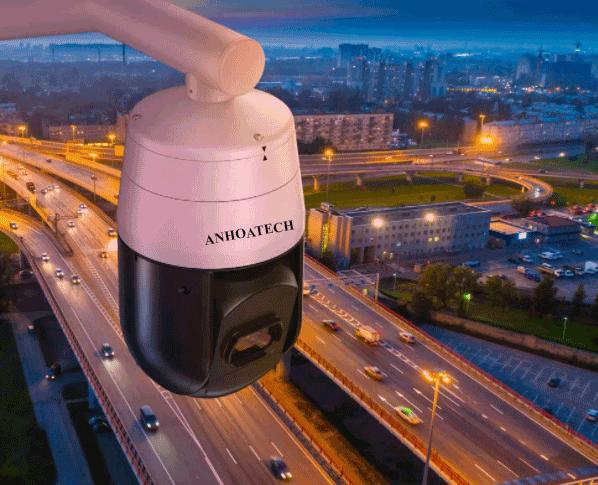 Camera PTZ hồng ngoại 2MP và 30x trong mọi điều kiện ánh sáng