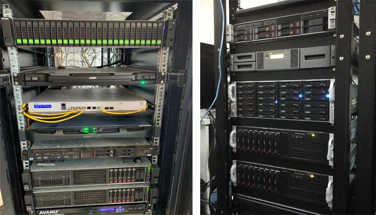 Thiết bị lưu trữ NAS, SAN, Storage Server chuyên dụng