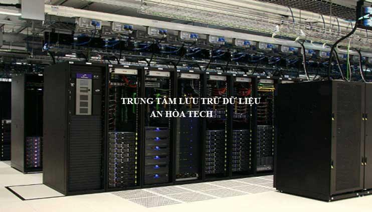 Server lưu trữ dữ liệu camera với hệ thống NAS, NAS bảo mật an toàn