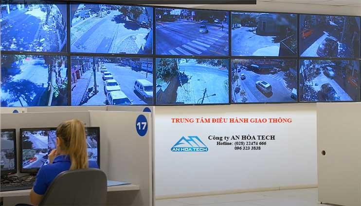 Giải pháp camera giao thông thông minh kết hợp quản lý bãi đầu xe dọc đường