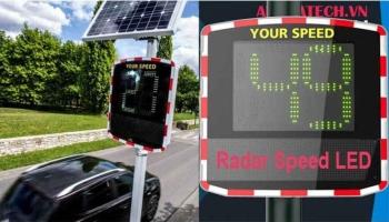 Lắp đặt radar cảnh báo tai nạn giao thông trên đường cao tốc
